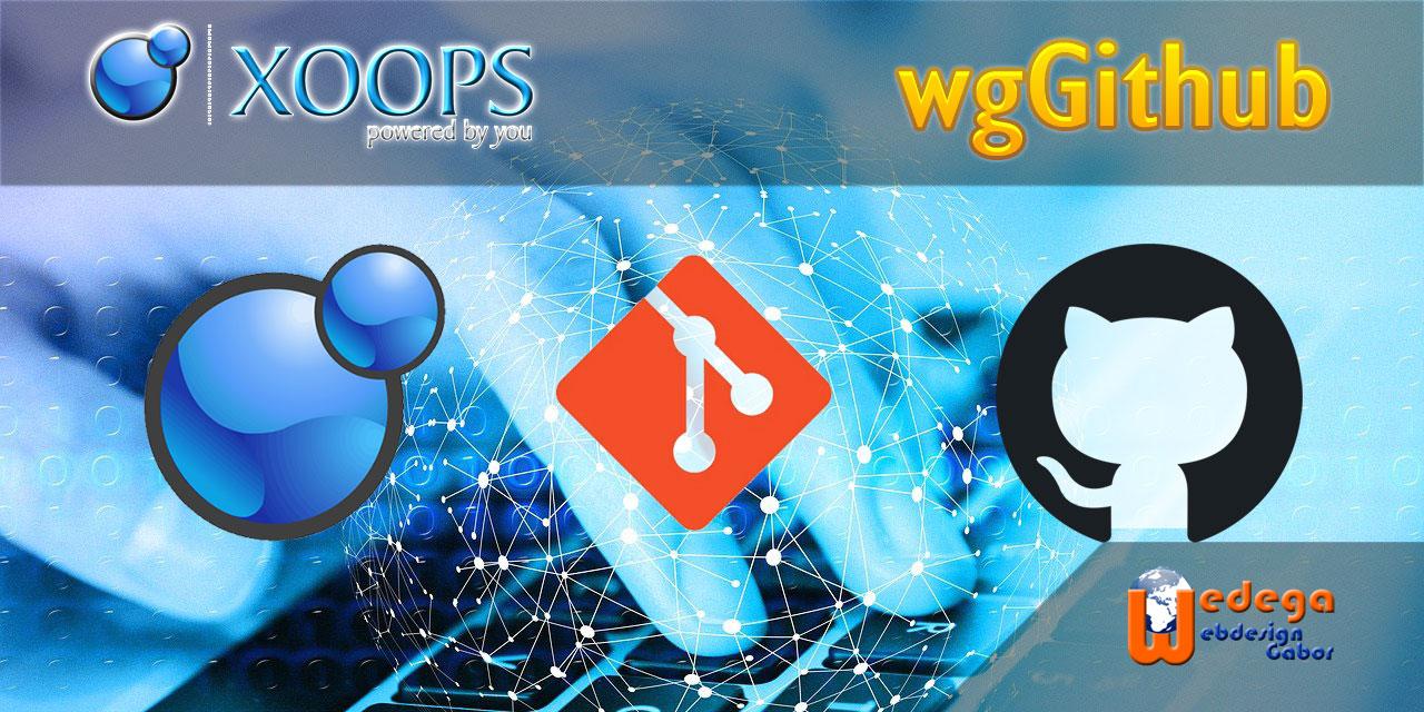 wgGithub auf myXoops