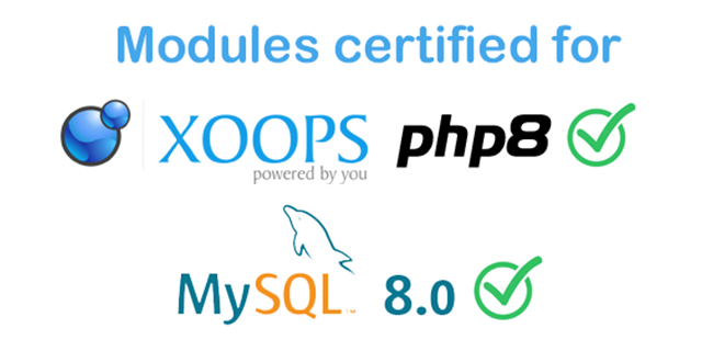 Weiterentwicklungen von XOOPS-Modulen