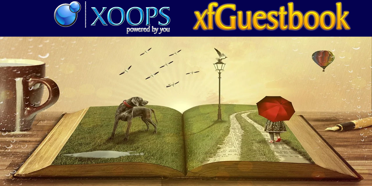 xfGuestbook