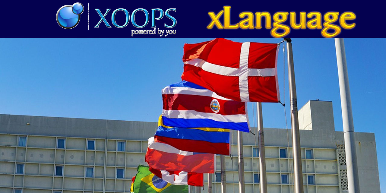 xLanguage