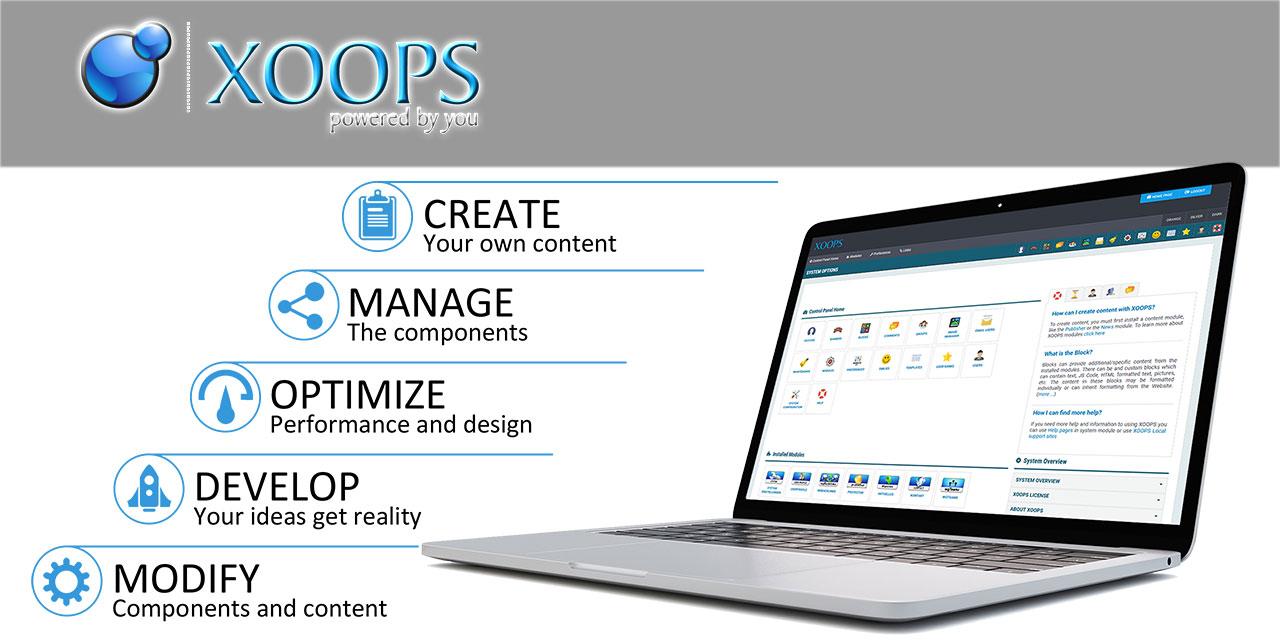 Xoops 2.5.11